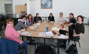 SONSI Annual General Meeting 2014; photo by Emily Damstra