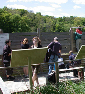 Kortright Centre for Conservation, May 2010